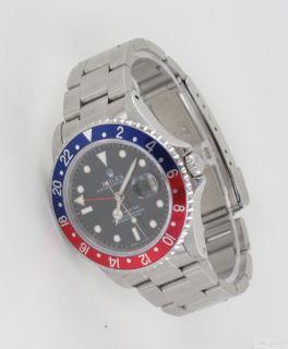 Rolex GMT Master I Ref. 16700 Box & Papiere