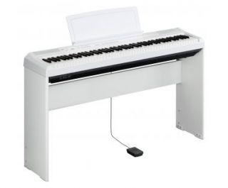 Yamaha P 105WH Stage Piano White E Piano Digitalpiano Klavier weiß