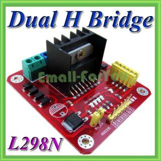 Neu L298N Dual H Bridge DC Stepper Motor Treiber Controller Board
