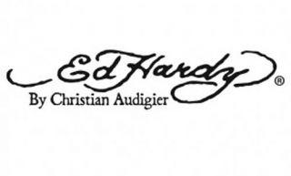 Christian Audigier Ed Hardy Teens Langarmshirt Design Love Kills