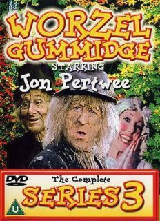 WORZEL GUMMIDGE   ALL OF SERIES THREE DVD NEW & SEALED 4006408822943