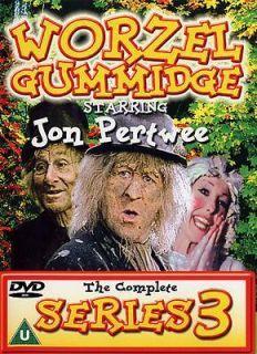 WORZEL GUMMIDGE   ALL OF SERIES THREE DVD NEW & SEALED 4006408822943