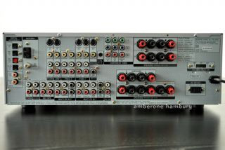Sony STR DE897 Home theater receiver mit Dolby Digital EX, DTS ES, Pro