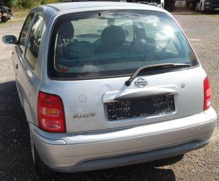 Nissan Micra K11 00 03 Heckklappendichtung Dichtung Heckklappe Hinten
