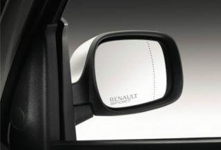 PEGATINA STICKER VINILO COCHE Renault Sport racing retrovisor mirror