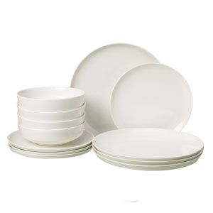 Villeroy & Boch Vivo Just U Starter Set 12tlg.