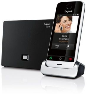 SIEMENS GIGASET SL910 OVP ECO DECT TELEFON SCHNURLOS SL 910