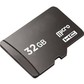 New 32GB MICRO SD MicroSD SDHC TF MEMORY CARD 32GB 32 G+CASE+ ADAPTER