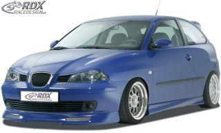 RDX Frontspoiler Seat Ibiza 6L Frontlippe Spoilerlippe