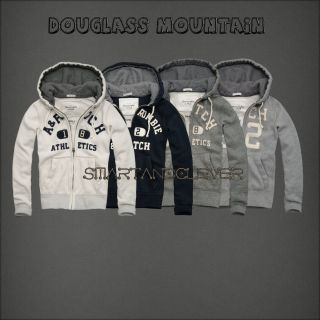 Abercrombie & Fitch Hoodie / Sweatjacke Douglass Mountain S M L XL