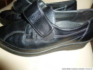 Sana Vital Comfort Damen Schuhe  Halbschuhe Schwarz Gr 37 ( 4