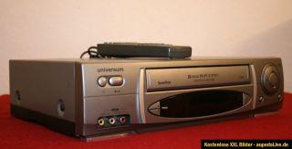 Universum vr 4302A VHS Videorecorder mit Fernbedienung