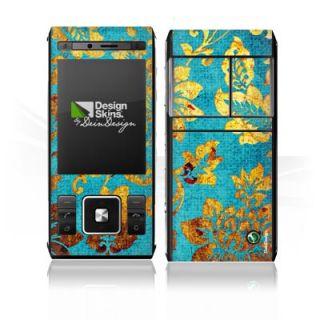 Aufkleber Sticker Handy Sony Ericsson C905i Schutzfolien Modding