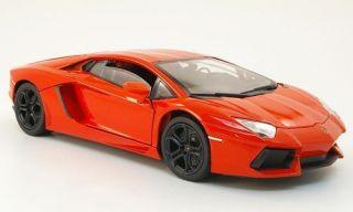 Lamborghini Aventador   Mondo Motors 118   nieuw/new