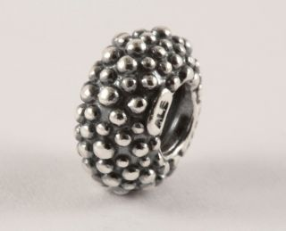 AUTHENTIC PANDORA 790981 BEADED BEAUTY SPACER STERLING SILVER S925 ALE