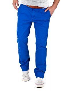 Cipo & Baxx CHINO HOSE JEANS Blau Chinohose C933 NEU Jeans Clubwear