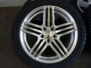 Winterräder 17 Zoll Wheelworld WH12 Mercedes Benz C Klasse W204