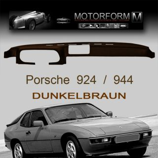 PORSCHE 924 944 Armaturenbrett Cover Abdeckung dashboard dash cover