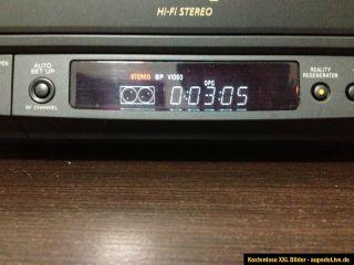 SONY SLV SX80 VHS Videorecorder ShowView Fernbedienung