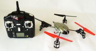 Kanal 2,4GHZ V929 Drohne / Quadrocopter / UFO / Hubschrauber