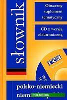Slownik polsko niemiecki, niemiecko polski + CD