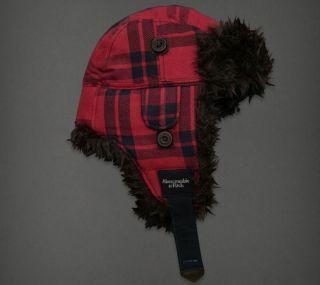Abercrombie & Fitch Winter Mütze NEU OS