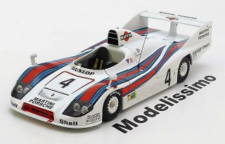 18 True Scale Porsche 936/77 winner Le Mans 1977 Martini