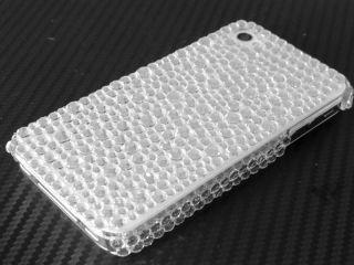 iPhone 5 STraSS BlinG COVER hard CASE HÜLLE tasche schale glitzer
