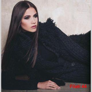 Lana Grossa Alta Moda Cocoon 011 braun 50g Wolle
