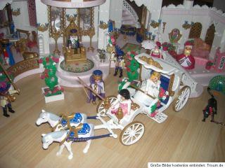Playmobil Schloss 4250 Traumschloss Märchenschloss Prinz Prinzessin