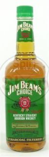 Jim Beam Choice Green Label 5 Jahre Years Old 0,7 Ltr
