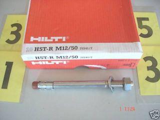 Hilti 71541/7 HST RM 12/50 Durchsteckanker 10 St 3153