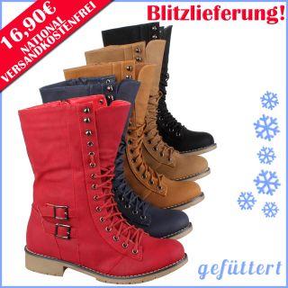 Schnürer Damen Schuhe Stiefel 95063 Stiefelette 36 41