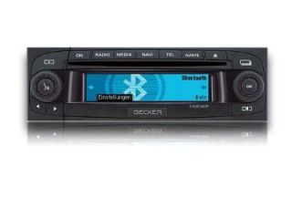 BECKER CASCADE 7944/ 7946 High End 1 DIN Navigation mit OLED