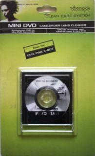 Vivanco Reinigungs DVD für Sony Playstation 2 PS2 Laser