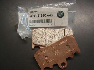 BMW Original Neu Bremskloetze Bremsbelaege vorn R 850 1100 1150 RT GS