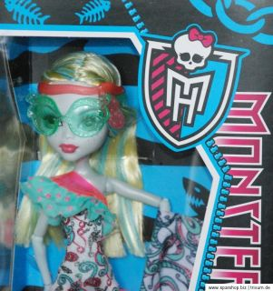 Monster High Swim Dolls Draculaura Venus & Lagoona Neuheit 2013