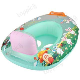 Inflatable Swimming Swim Pool Training Baby Seat Float Ring