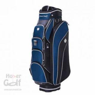 Wilson Staff Rova Trolley Bag Cart Bag Golftasche schwarz/blau