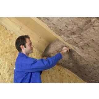 Knauf Unifit 135 ECOSE Klemmfilz Dachdämmung Glaswolle
