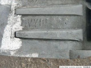 PORSCHE BOXSTER 2,5 986 5 Gang Getriebe _ DVY _