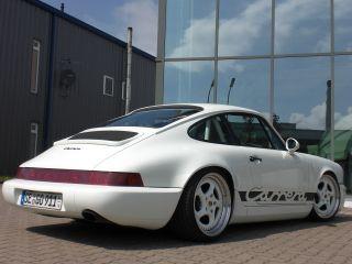PORSCHE 911 964 C2 C4 ORIGINAL ENDROHR AUSPUFFROHR AUSPUFF ROHR