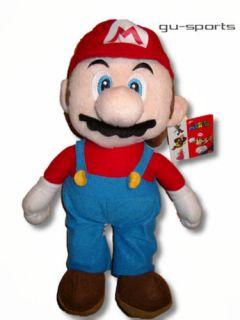 ORIG. Nintendo XL Super Mario Plüsch Figur ca. 35 cm