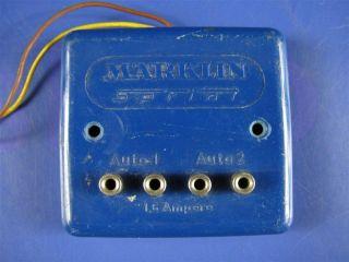 Märklin Sprint H0 1592 Gleichrichter / Rennbahn / 980 R