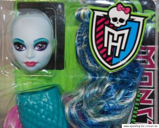Monster High Create A Monster Siren Y0419