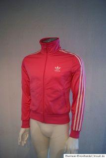 Adidas Firebird TT Damen Trainingsjacke Jacke Gr. 40 E16497 pink