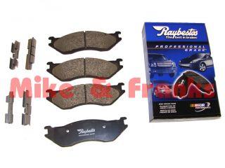 Bremsklötze Bremsbeläge Dodge Ram 1500 Durango 02 06 vo