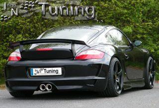 Porsche Cayman 987 + S Heckspoiler Spoiler Sport Tec Bj.05  GT3 Look