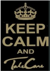 KEEP CALM AND TAKE CARE Drake Yolo You Only Live Once OVO YMCMB Lil