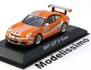 43 Minichamps Porsche 911 (997) #88 GT3 Cup 2006